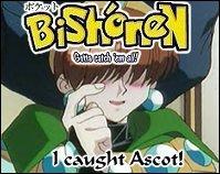 My bisshie Ascot!